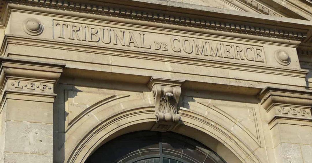 Le Tribunal de Commerce de Cannes