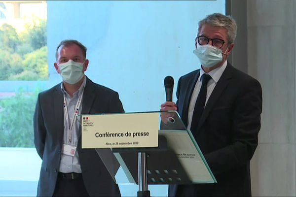 Coronavirus : le Préfet des Alpes-Maritimes impose de nouvelles mesures restrictives dans le département